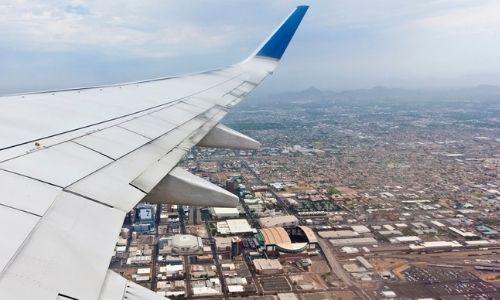 Mesa aerial view